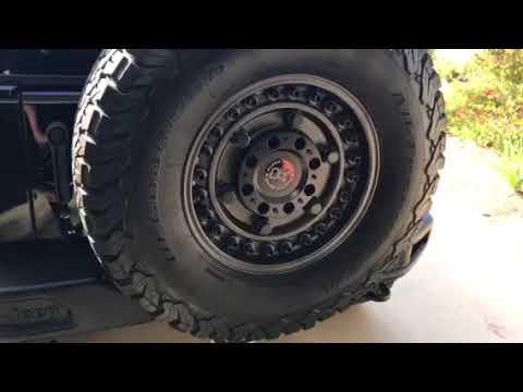 Black Rhino Wheels Armory Rim - YouTube