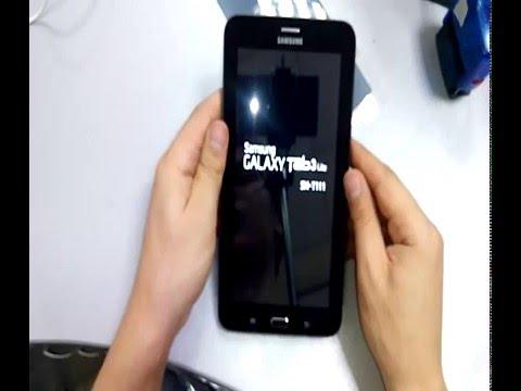 Обзор Samsung Galaxy Tab 3 SM T111