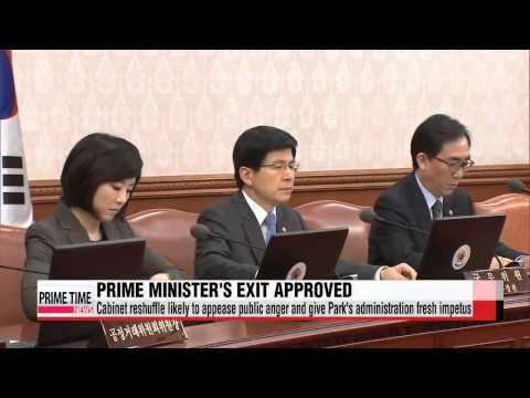 Speculation mounts over major cabinet reshuffle following ferry disaster