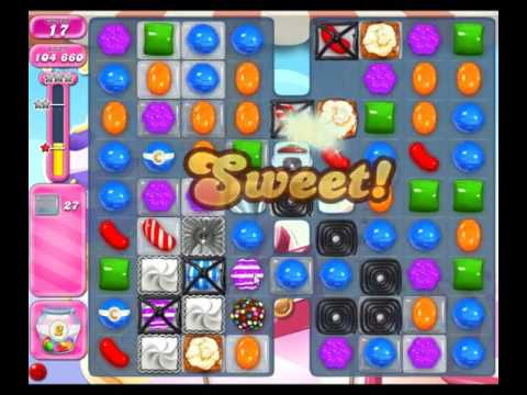 Candy Crush Saga Level 2318 - NO BOOSTERS