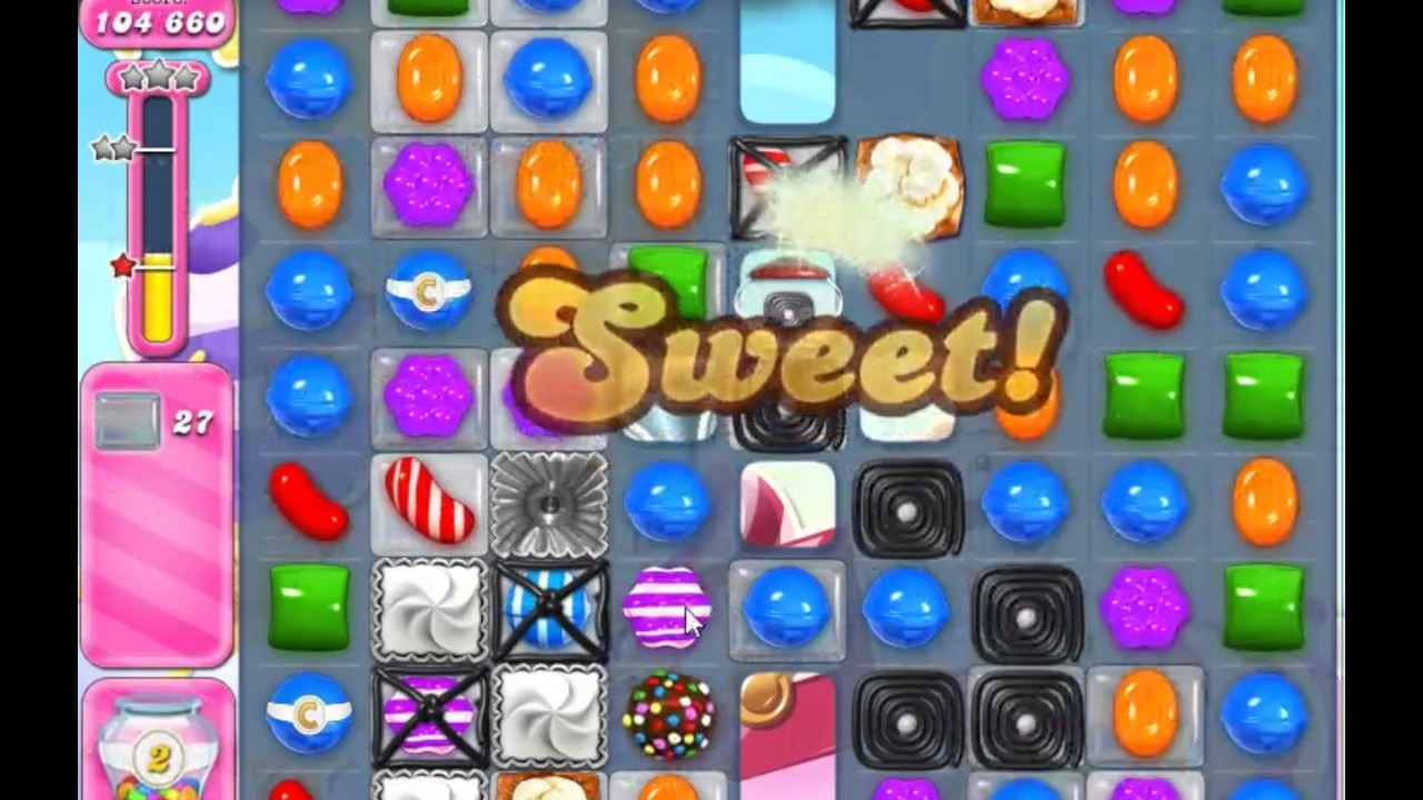 Candy crush 2318