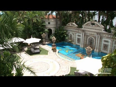 Tour the Versace Mansion