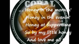 The McGuire Sisters- Sugartime (lyrics)