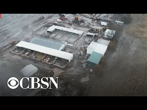 Nebraska braces for more rain amid severe flooding