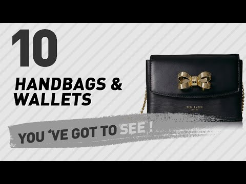 Ted Baker Handbags & Wallets,Top 10 Collection // Most Popular 2017