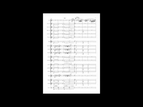 Believe Me If All Those Endearing Young Charms - Brass Band Arrangement