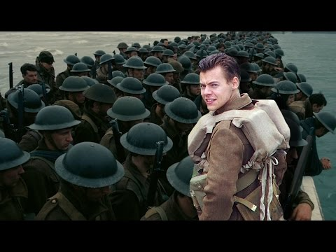 The Trailer For 'Dunkirk' Released (Harry Styles)