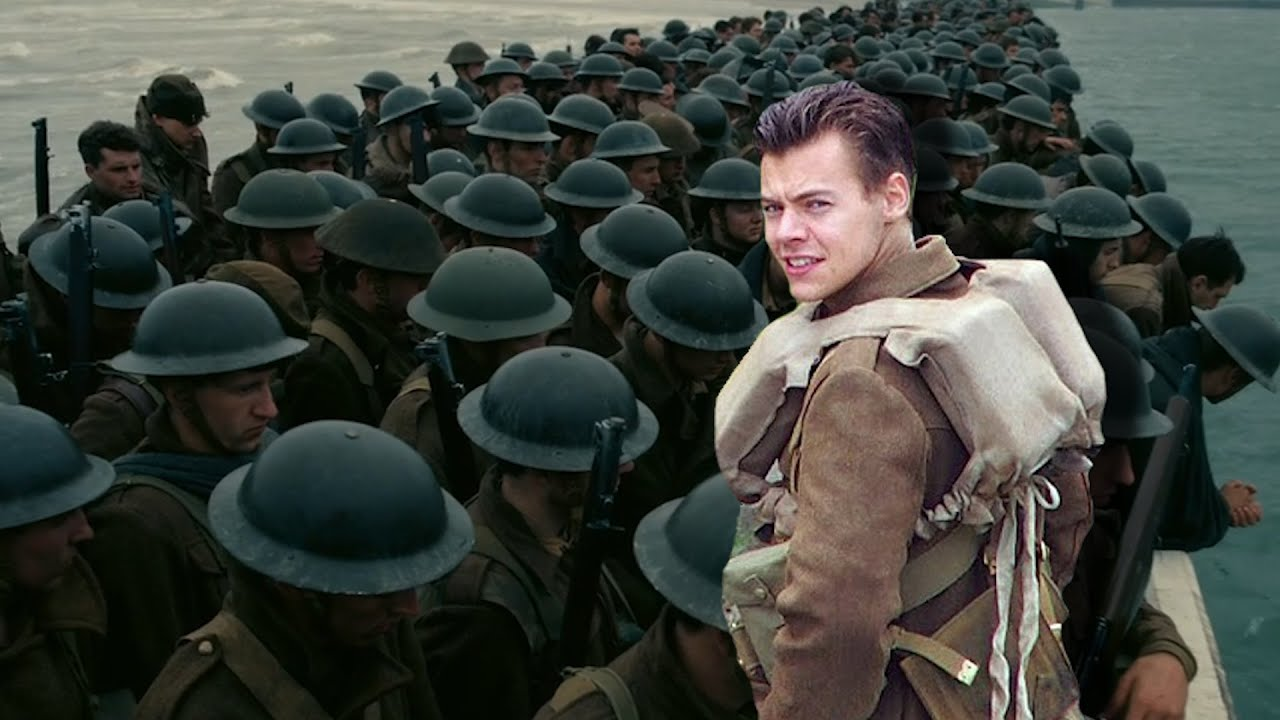 The Trailer For Dunkirk Released Harry Styles Youtube
