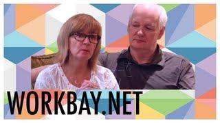 Workbay Talks To Debra Mcgrath And Colin Mochrie