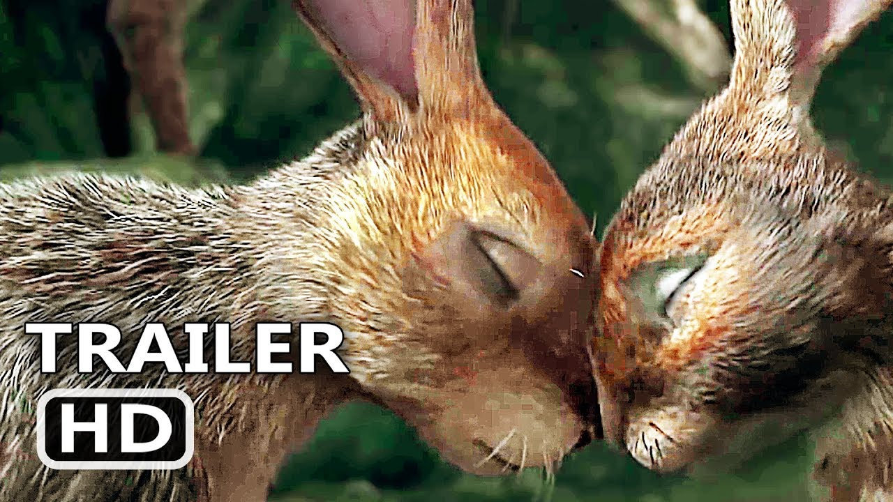 WATERSHIP DOWN Trailer # 2 (2018) Netflix, Animated Rabbit Movie HD