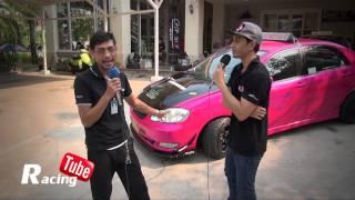 "Racing Tube - TAXI RACING CLUB ตอนที่ 2 จบ  เคยนั่งกันรึยัง แท็กซี่แต่งซิ่ง "" TAXCING "" ของเมืองไทย"