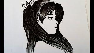 ᴴᴰ How I Draw Girl