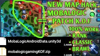 Map Hack Terbaru - Mobalogic Patch KOF