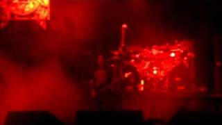 Slayer - Raining Blood - Aggressive Perfector live 6 Oct 2010 in Baltimore