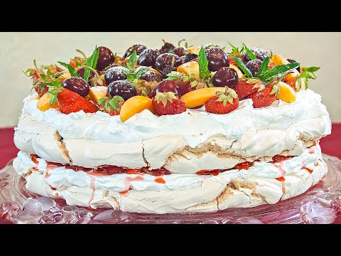 Торт «Анна Павлова», рецепт вкуснейшего торта!