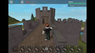 playing ROBLOX!! my new game [demo]