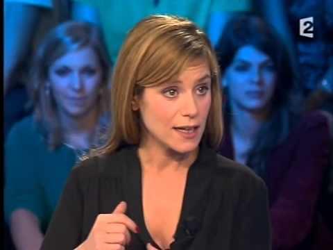 Marina Foïs - On n'est pas couché 10 novembre 2007 #ONPC