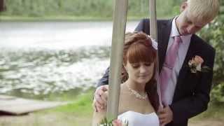 Ольга и Михаил самая романтичная свадьба  в Твери