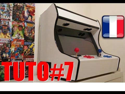 MON BARTOP [RECALBOX + RASPBERRY PI 3] - TUTO PARTIE #7 - (RECALBOX + ROMS + GPIO + SCRAPPING)