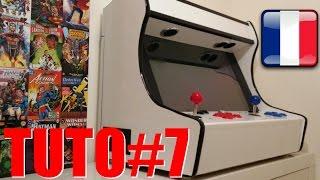 mon bartop recalbox raspberry pi 3 tuto partie 7 recalbox roms gpio scrapping