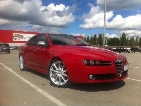 Alfa Romeo 159 TI 2.2 ОСМОТР ПРИ ПОКУПКЕ