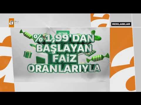 ATV Yeni Reklam Jeneriği Teb 862