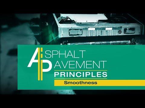 Asphalt Pavement Principles: Smoothness