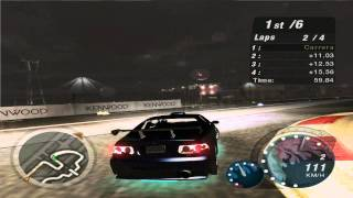 Need For Speed Underground 2 PC Gameplay HD