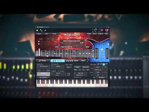 Develop Device - DESCENT - MusicLab RealEight / Progressive metal / Djent | Develop Device