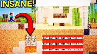 10 GREATEST MINECRAFT TRAPS!