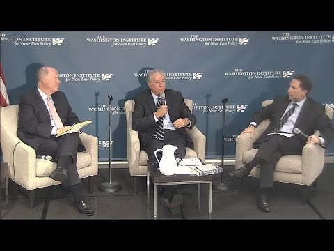 Donilon, Ross Discuss U.S.-Israel Relations and the Current State of the Middle East