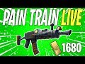 NEW PAIN TRAIN ASSAULT RIFLE! Weekly / Event Store Update LIVE | Fortnite Save The World Livestream