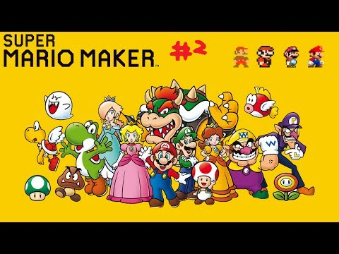 Super Mario Maker #2 Matt Thorson-Nightmare Architect