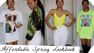 Spring Lookbook 2019 | Brittany Daniel