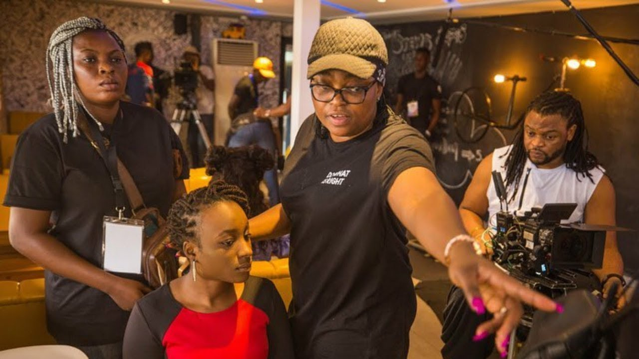 Download Funke Akindele directing Your Excellency