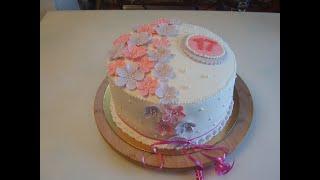 Шоколадный торт Маринкины творинки