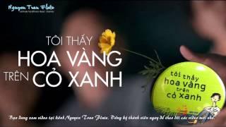 TÔI THẤY HOA VÀNG TRÊN CỎ XANH - Guitar Official (Bản phối gốc)