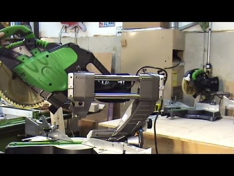 Hitachi 12-in Sliding Dual Compound Miter Saw with Laser - C12RSH