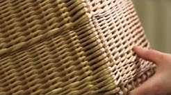 Basketry in Villaines les rochers - France - The culture, the Know-how of basket makers
