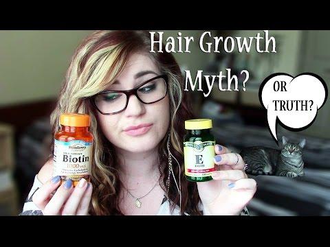 DO BIOTIN & VITAMIN E REALLY HELP HAIR GROWTH?