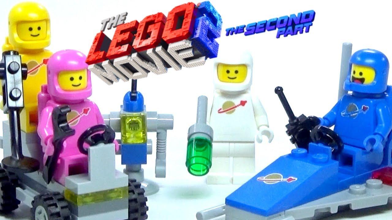 LEGO Bau- & Konstruktionsspielzeug Lego 70841 Jenny
