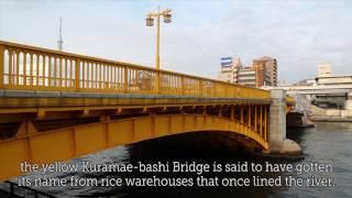 Made in Tokyo~Sumida river in Asakusa|~