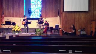 FHSM Band - Rachel Freeman, Andrew Freeman, Sean Lamb, Andrew Gross