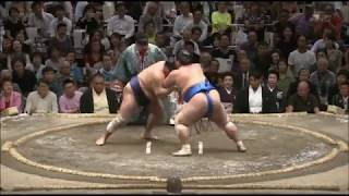 Sumo -Aki Basho 2018 Day 5, September 13th -大相撲秋場所 2018年 5日目