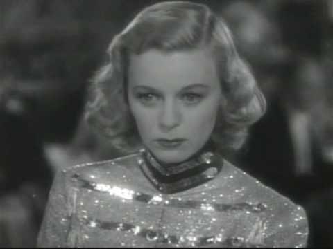Mary Martin Dubbing Margaret Sullavan, 1938
