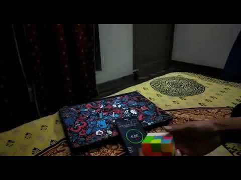 QIYI Warrior W (28 Seconds Solve....Best Cube)