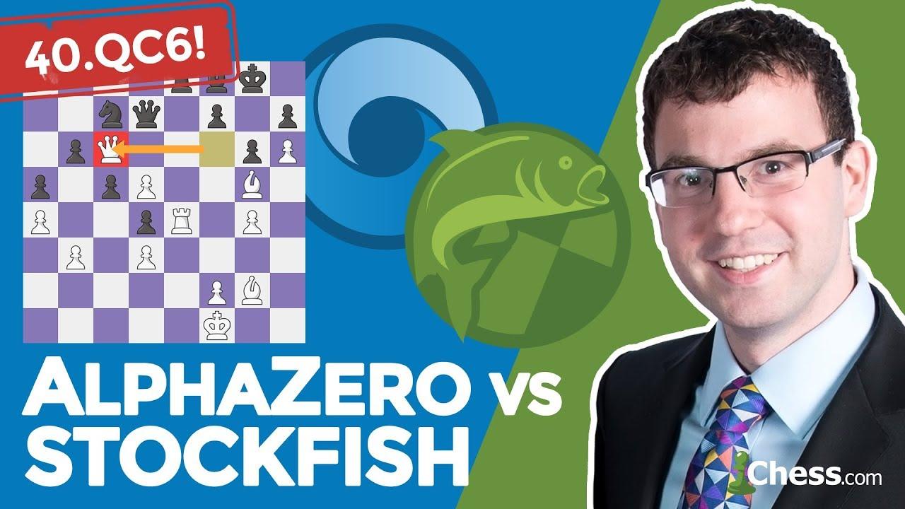 AlphaZero Crushes Stockfish In New 1,000-Game Match - Chess com
