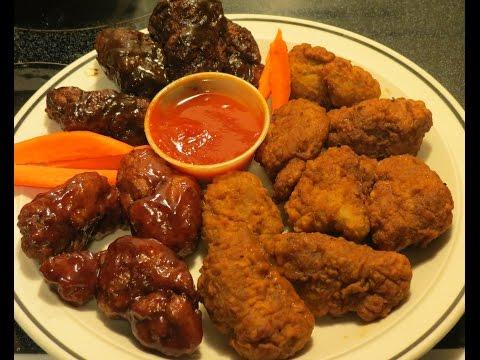 "MUST TRY recipe! Vegan ""Chicken"" Wings!"