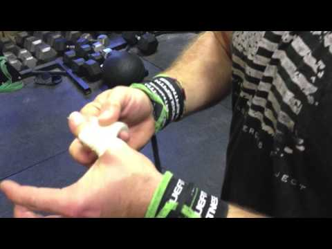 evoshield wrist guard instructions