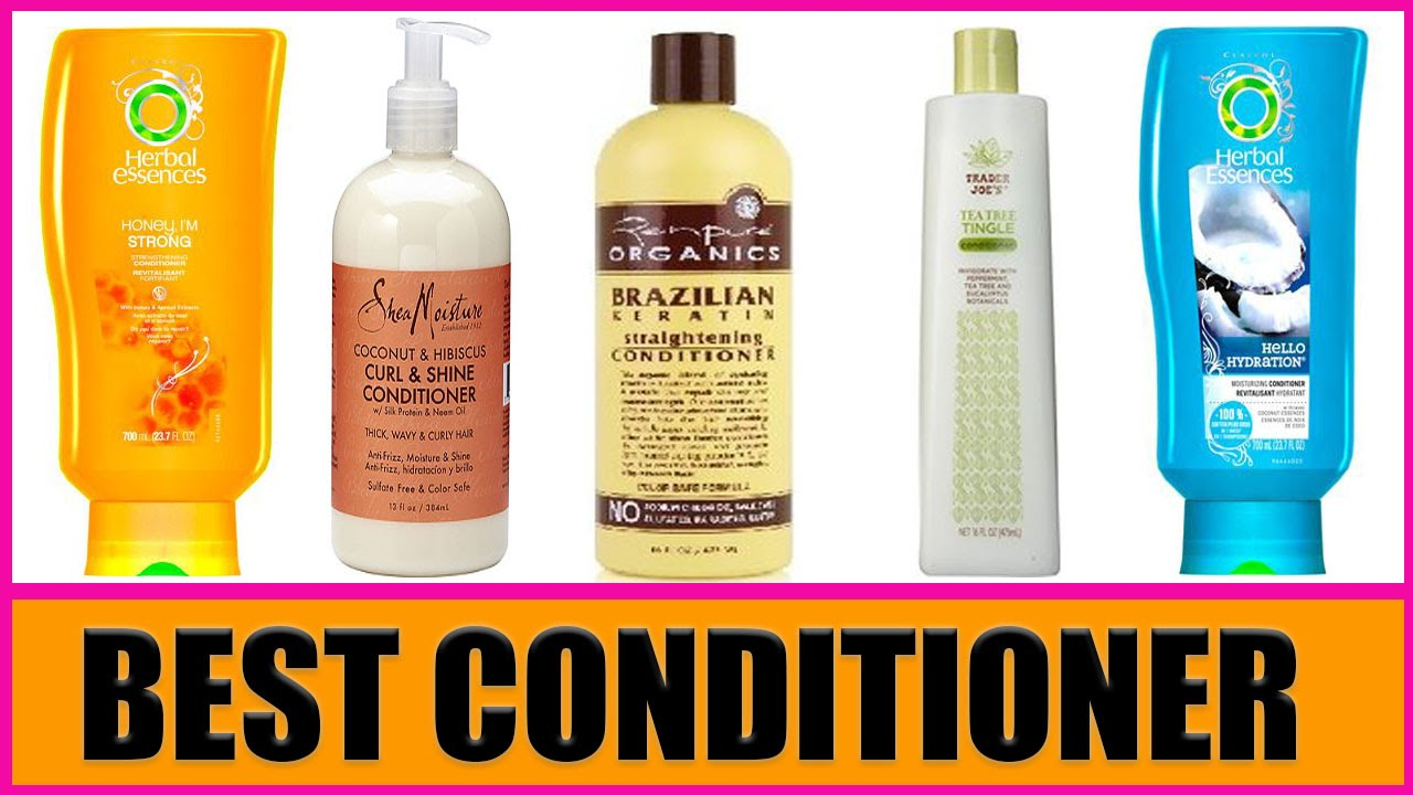 Best Conditioner For Natural Red Curly Hair